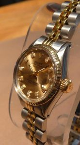 A rolex watch similar to the one allegedly stolen in the Las Vegas Hotel (Photo Credit: Ebay)