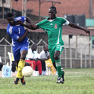 Fahad Musana in Simba SC colours [photo credit: Super Sports]