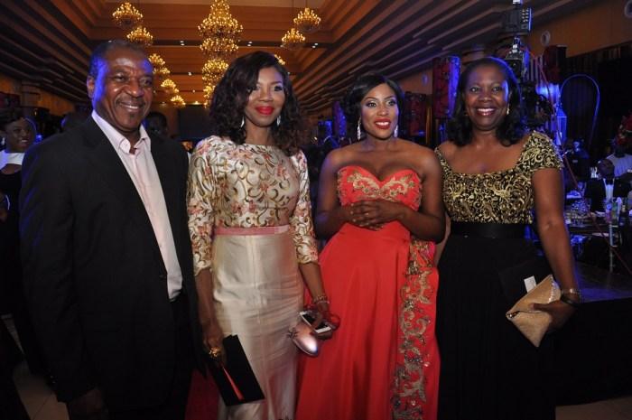 Soni Irabor, Betty Irabo & Mo Abudu