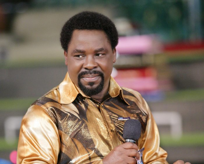 Prophet T.B. Joshua (Photo Credit: Synagogue Church of All Nations)