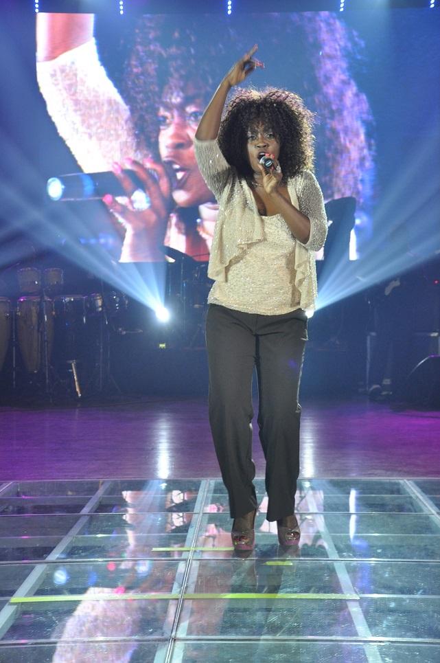 Yinka Davies performing again