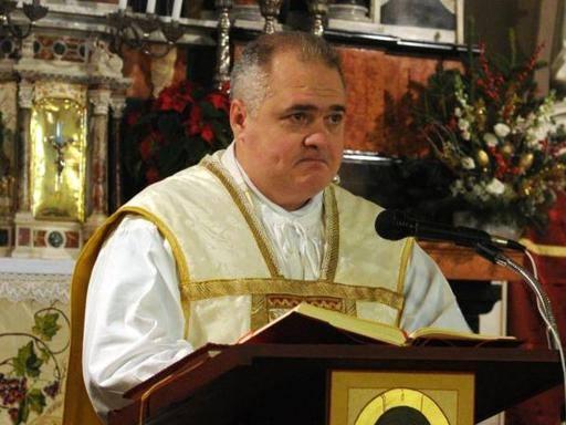 Father Mark Suard