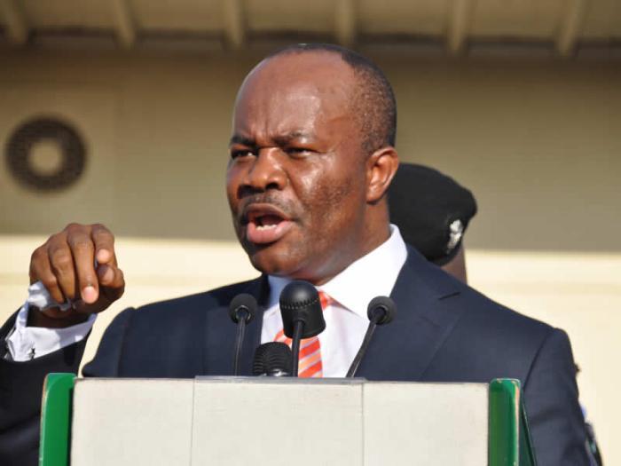 Akwa Ibom Governor Godswill Akpabio