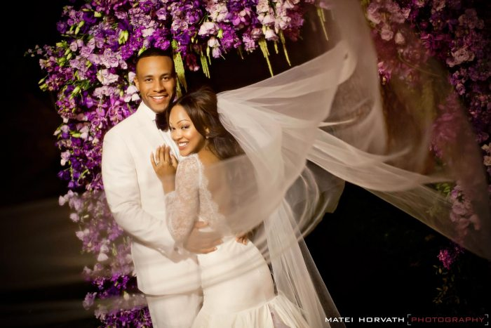 Pastor Devon Franklin with wife, actress Meagan Good  | Matei Horvath Photography