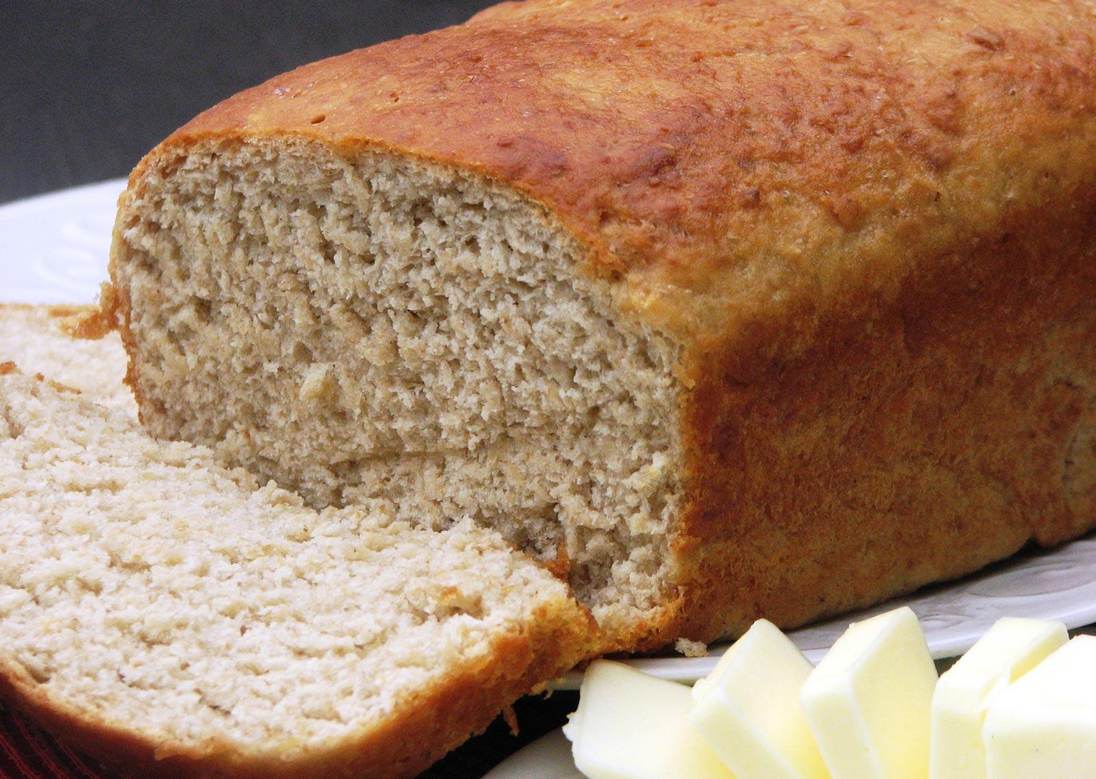 Honey-Oatmeal-Bread
