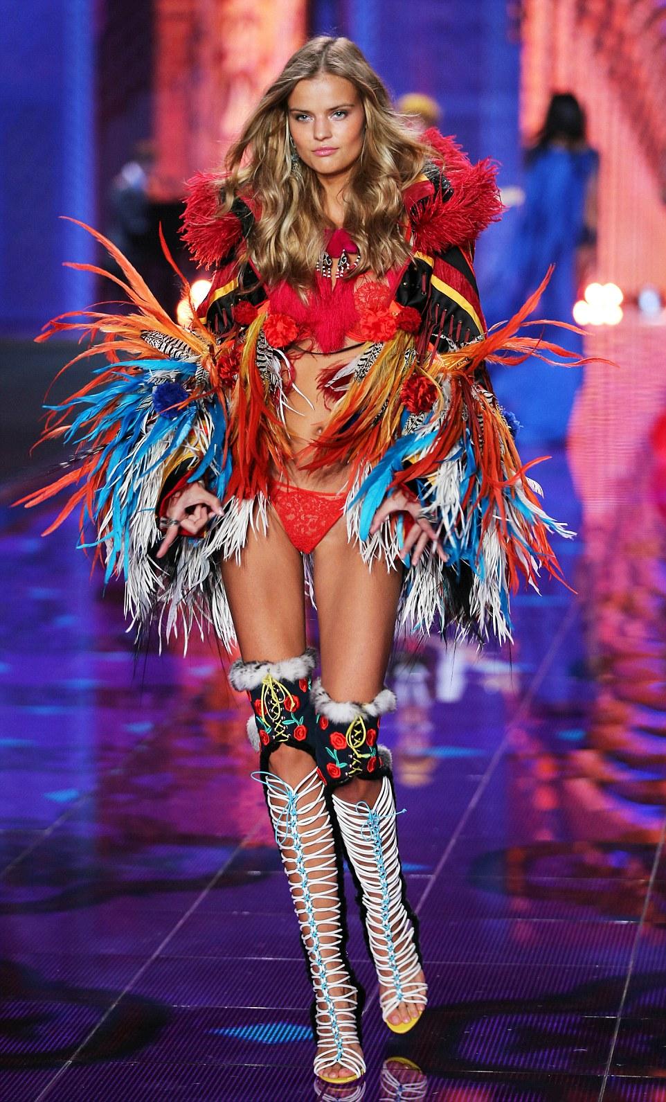 Victoria Secrets fashion show