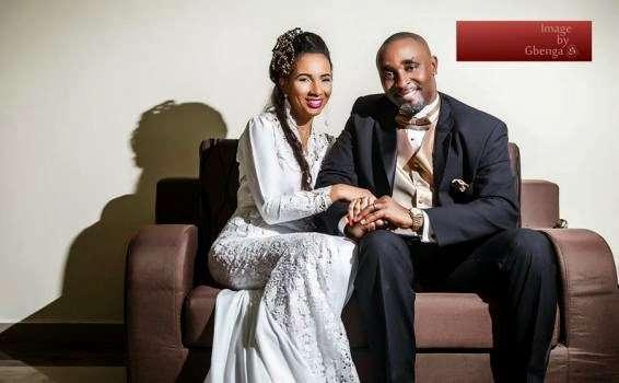 AGN president, Ibinabo Fiberesima, wedded her husband, Uche Egbuka on Friday, December 19, 2014, in Port Harcourt, Rivers State.