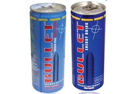 bullet Energy drinks