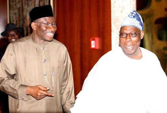 Former Nigerian president, General Olusegun Obasanjo