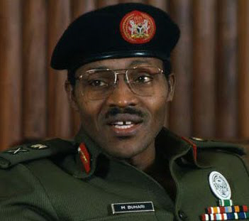 Major General Muhammdu Buhari