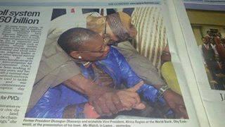 Obasanjo and Ezekwesili (pHoto Credit: Hope For Nigeria)