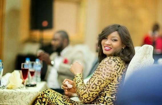 Omotala Jalade 20th anniversary in Nollywood on Saturday, January 24, 2015 in Abuja (Photo Credit: The Net)