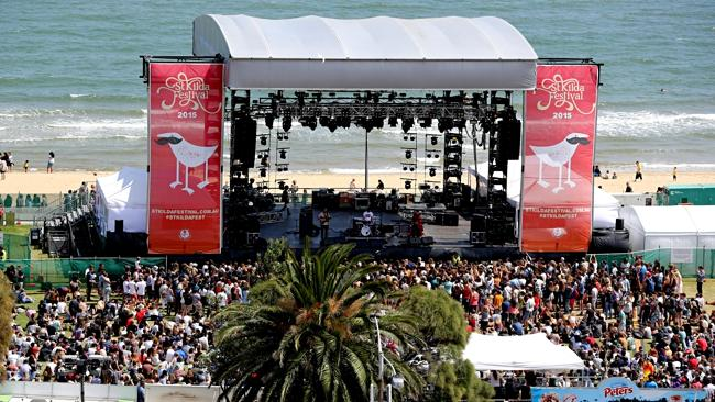 A woman endured the unthinkable at the St Kilda Festival earlier this month.(Photo Credit: Tim Carrafa