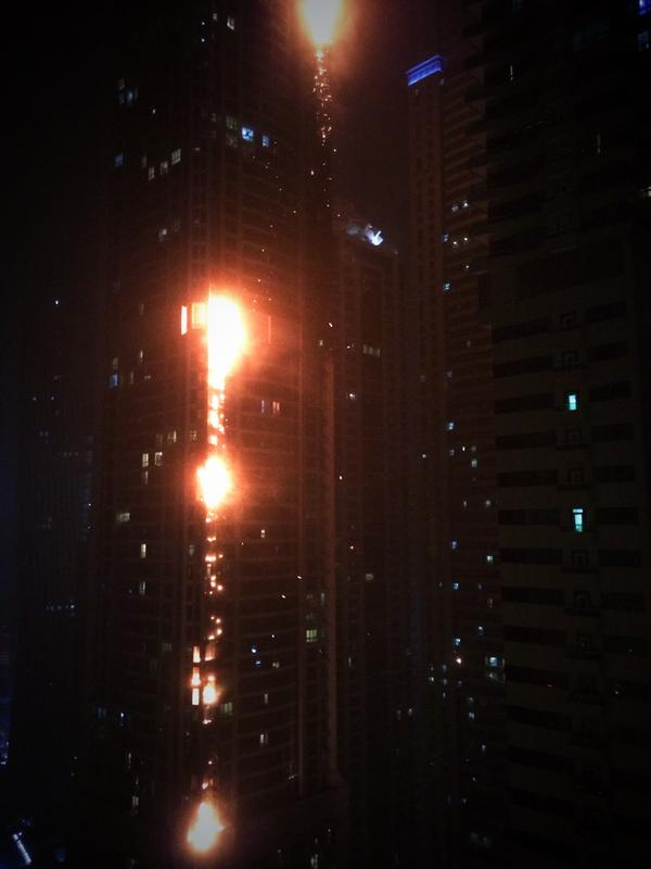 Dubai-fire