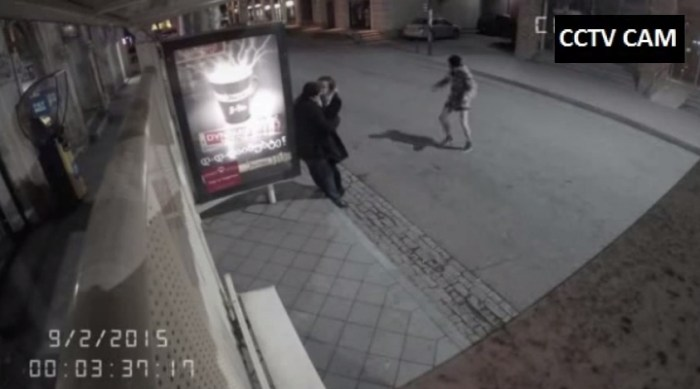 A group of young women kidnapped a man in a bus stop and raped him until he escaped without clothes in Georgia. (Photo Credit: Youtube)