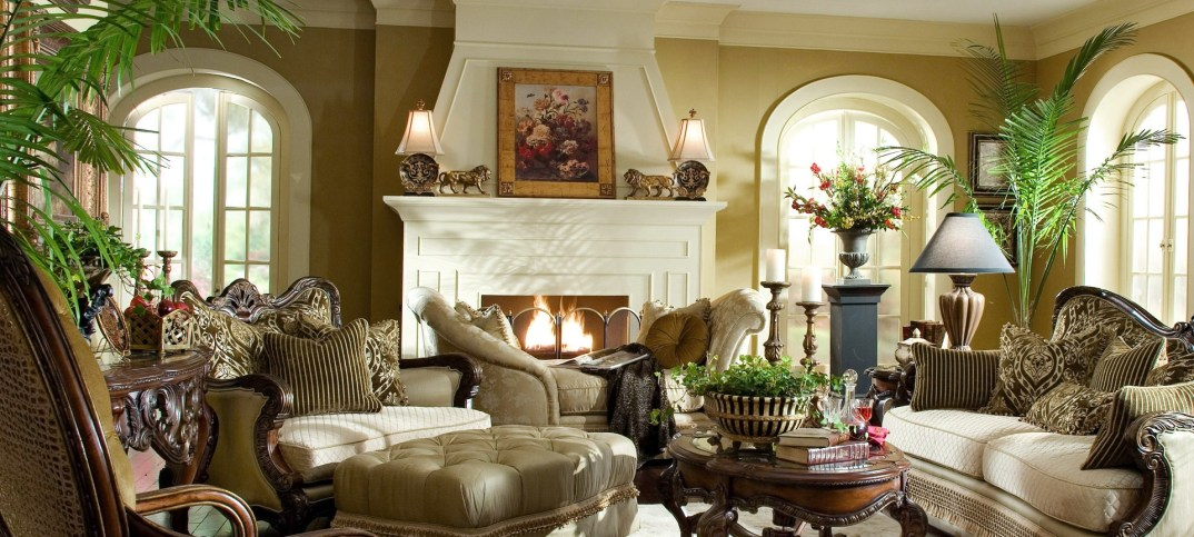 living room home luxury home