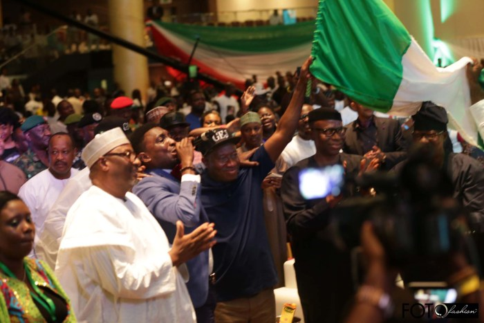 President Goodluck Jonathan Nigeria PDP Niger Delta Mimiko