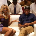 PVC Event Lagos Goodluck Jonathan PDP Seyi Seye