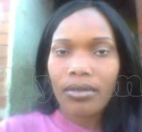 Cheating wife,  Audrey Mbama Mutambayashata caught having sex with her boyfriend in her matrimonial home in Zimbabwe. (Photo Credit: Myzimbabwe.com)