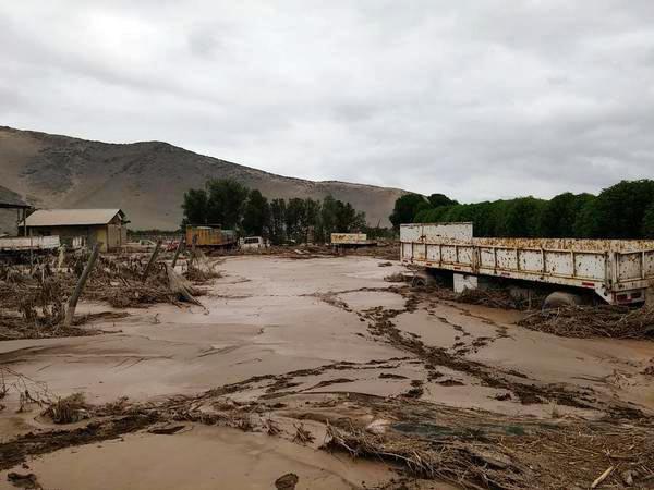 Chile Flood (Photo Credit: Floodlist)