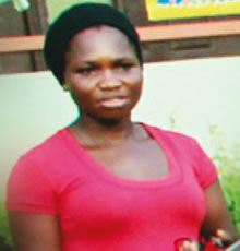 23-year-old nanny,  Esther Aniefiok, disappeared with N4 Million worth valuables of her boss, Mrs Abiola one week after she was employed in Lagos State. (Photo Credit: Punch)