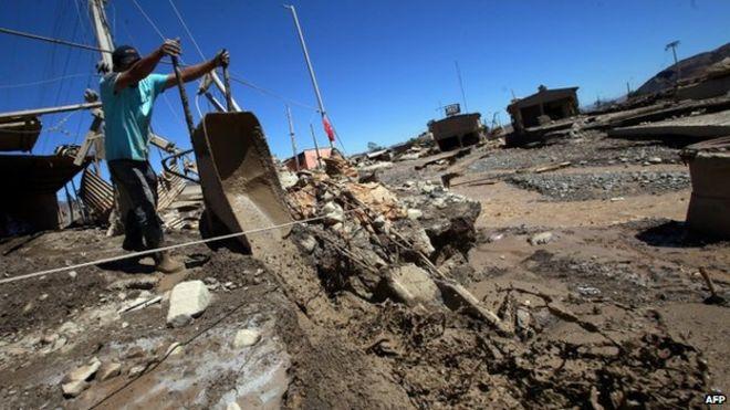 CHile Floods (Photo Credit: dawatmedia)