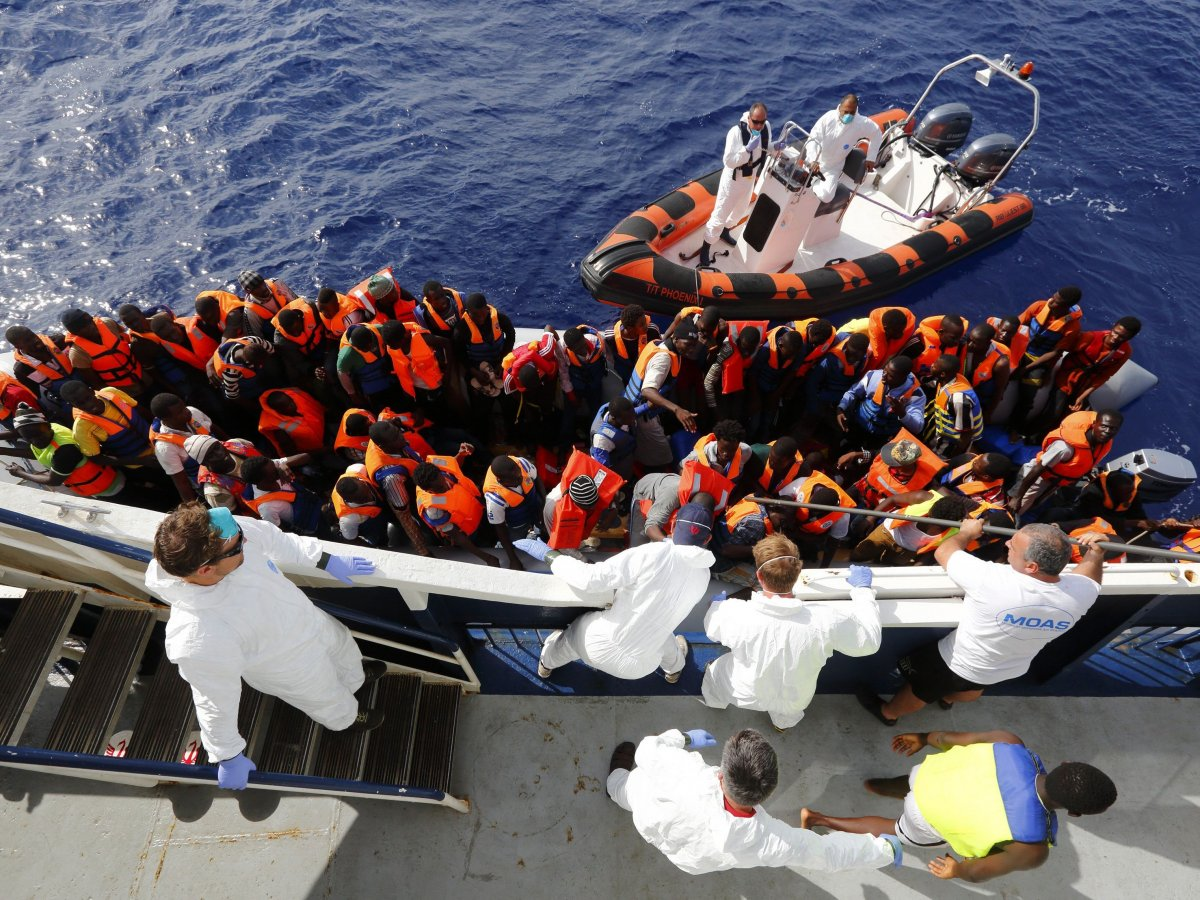 Nigerian, Asylum, Germany