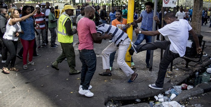 nigerians xenophobia south africa