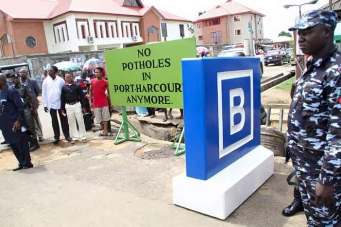 Julius Berger returns to work in Rivers State (Photo Credit: Photo Credit: Oraye St. Franklin)