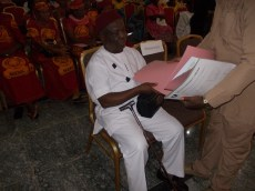 Vice Chanceller or Imo State University, Prof. A.G Anwuka