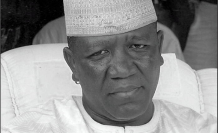 Governor Yari of Zamfara State Meningitis