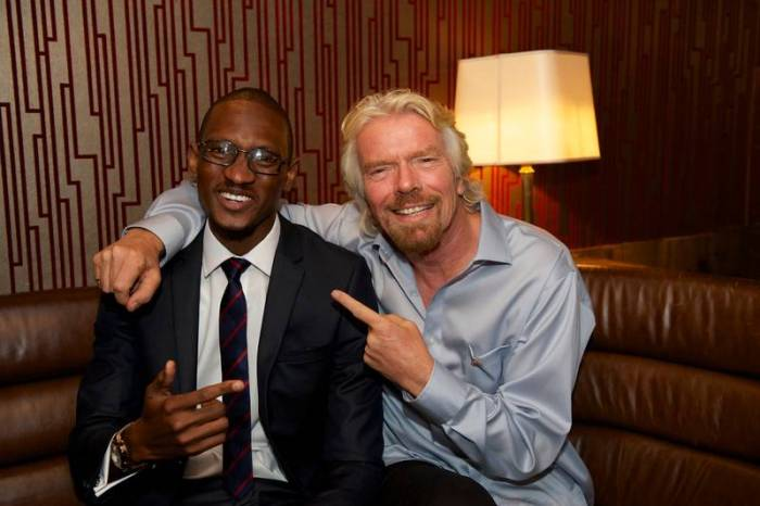 Nasir Yammama and Billiobair, Richard Branson
