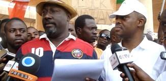 Senator Dino Melaye Femi Fani-Kayode