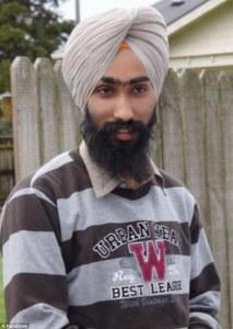 Mr Harman Singh (Photo Credit: Daily Mail)