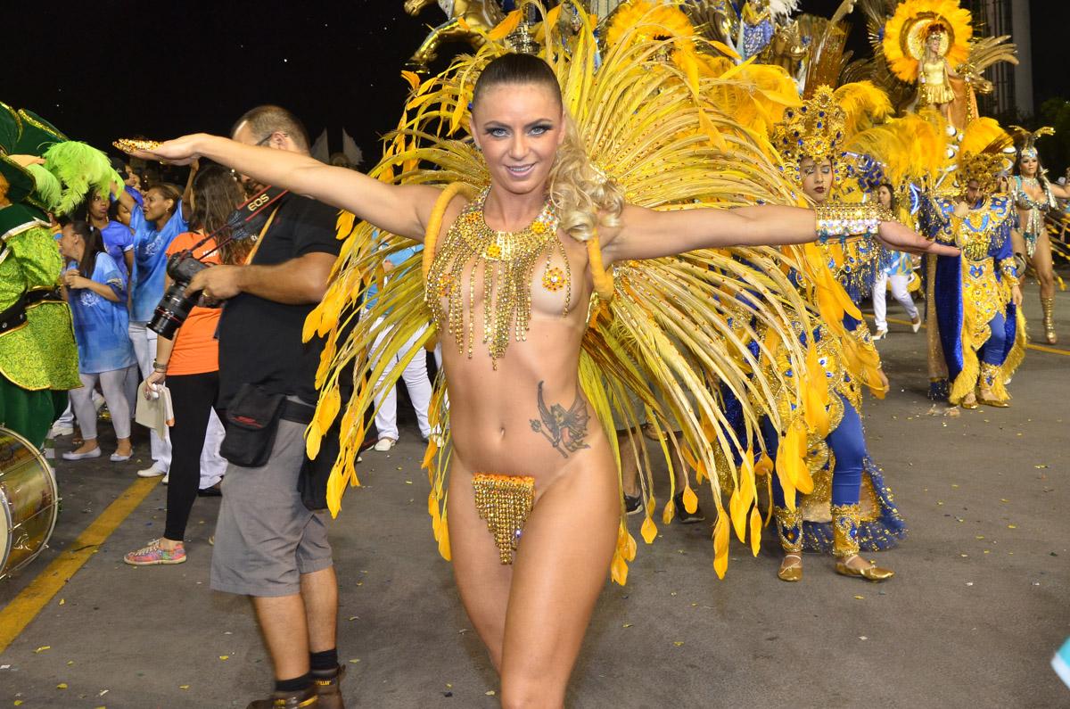 Naked Female Carnival 90