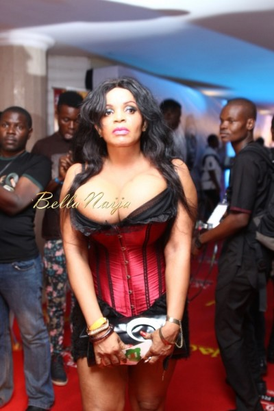 Cossy orjiakor at Yaw Live on Stage (Photo Credit: Bella Naija)