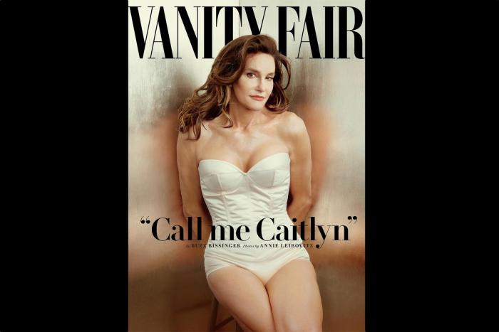 Bruce Caitlyn Jenner (Credit: Vanity Fair)