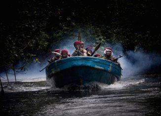 Quit Notice Niger Delta Avengers Nigeria Troops MEND