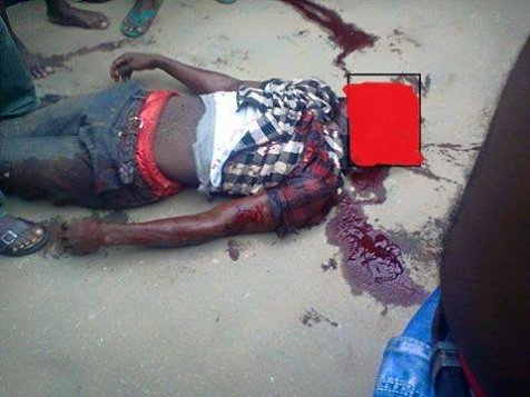 trader shot in aba