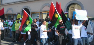 Biafra South East IPOB Nnamdi Kanu