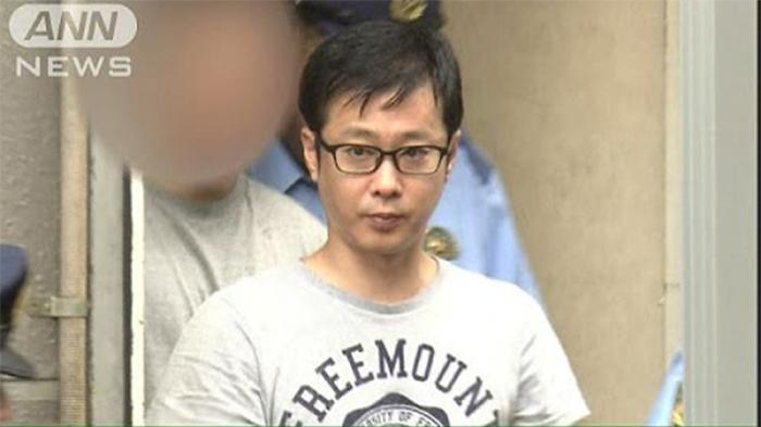 Masanobu Onoyama, 43, was caught secretly recording prostitutes while they rendered sexual services to clients in Japan. (Photo Credit: Ann News)