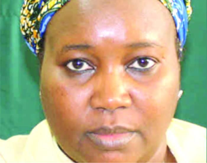 Acting National Chairman, Independent National Electoral Commission, Mrs. Amina Zakari (Photo Credit: New Telegraph)