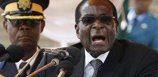 President of Zimbabwe, Robert Mugabe | Getty Images