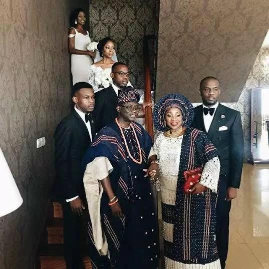 Bride-Parents