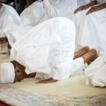 Buhari Prayer Yusuf Aso Rock