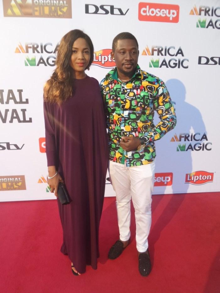 Chelsea Eze and Daniel K Daniel