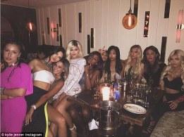 Kylie-friends