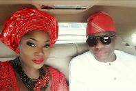 Toolz and boyfriend, Tunde