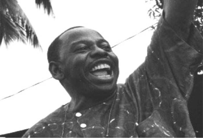 Ken Saro-Wiwa, Ogoni, Niger Delta