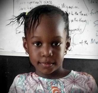 Emeka Jeffrey Onuoha's daughter | Facebook